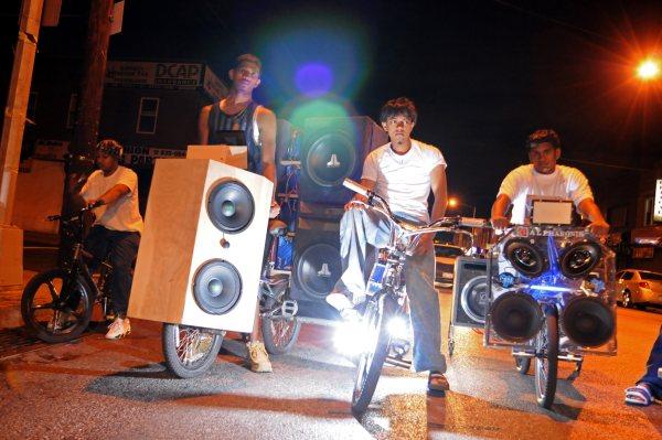 soundbikes