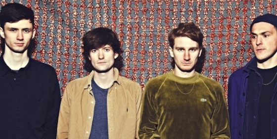 Glass Animals 2014