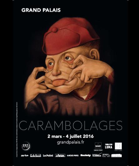 Affiche de l'exposition, © Affiche de la Rmn-Grand Palais, Paris 2016