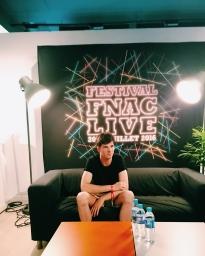 Fakear au Fnac Live 2016