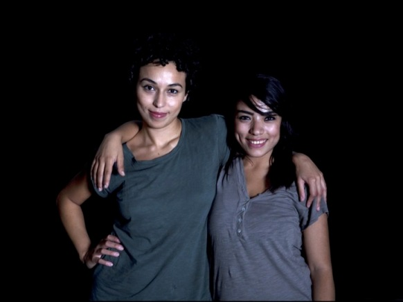 Photo: Farah and Salma by Lucia Cristina