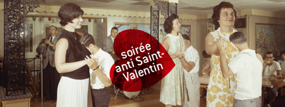 Soirée Anti Saint Valentin